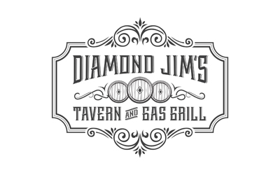 Diamond Jim's Gas Grill