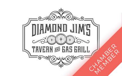 Diamond Jim's Gas Grill