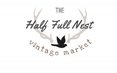 The Half Full Nest, Vintage Market